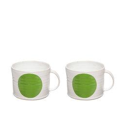 DOT green cup X2