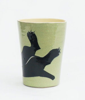 ANIMALCUP Lying dog