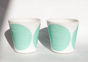TINA kaffekopp X2