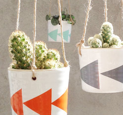 ZIGGE - small hanging pot