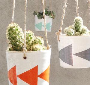 ZIGGE - small hanging pot