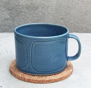 SQUARE  teacup