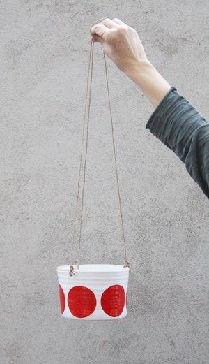 ULLA - large hanging pot