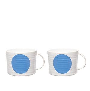 PRICK blå kopp X2