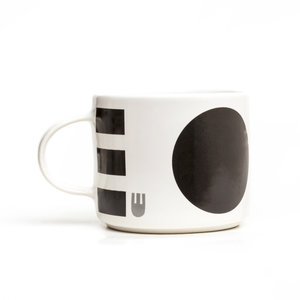 DIDO cup - black/gray