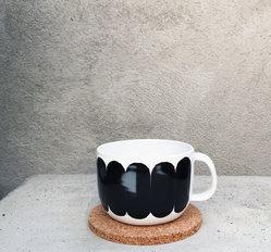 BISQUIT teacup