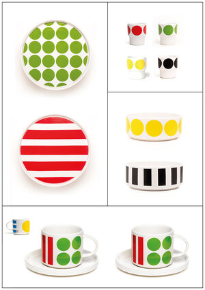 DIDO colourful - kombo for 2.