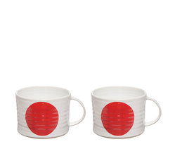 PRICK röd kopp X2