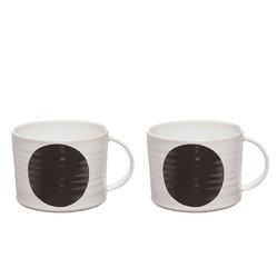 DOT black cup X2