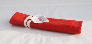 PRICK röd handduk X 2