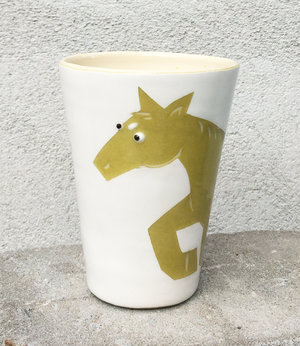 ANIMALCUP horse galloping