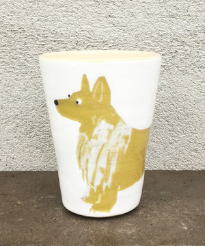 ANIMALCUP  Welsh corgie
