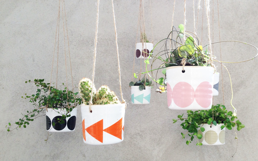 Now and during all May its 20% discount on all pots and planters! Happy springtime!!
